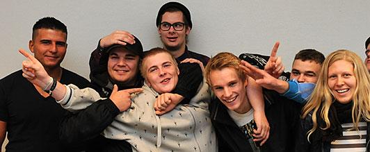 Erhvervsuddannelse.Skolemiljøet på HerningsholmErhvervsskole