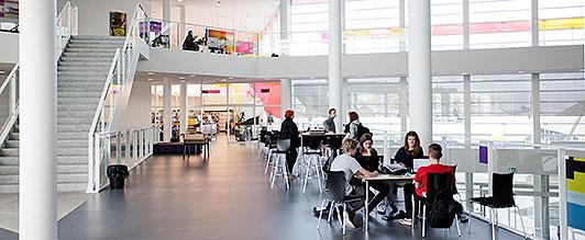 Tag HHX på Herningsholm Gymnasium i Herning